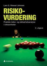 Risikovurdering - Lars G. Wessel Johnsen | Ridgeroadrun.org