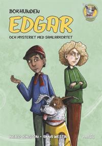 Bokhunden Edgar och mysteriet med samlarkortet