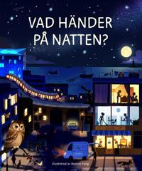Vad händer på natten? - Laura Cowan pdf epub