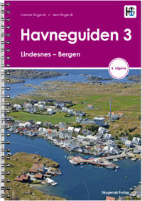 Havneguiden 3. Lindesnes - Bergen - Hanne og Jørn Engevik | Inprintwriters.org