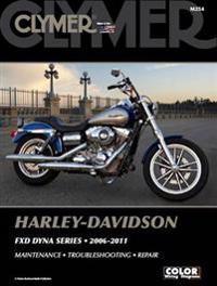 Clymer Harley-Davidson FXD Dyna Series