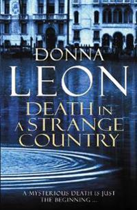 Death in a strange country - (brunetti 2)