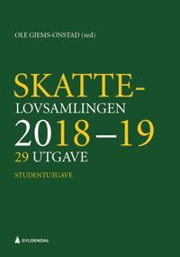 Skattelovsamlingen 2018-19