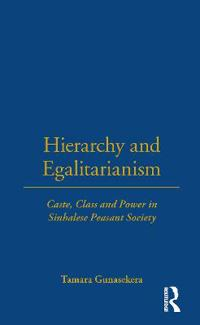Hierarchy and Egalitarianism