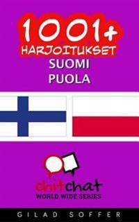 1001+ Harjoitukset Suomi - Puola