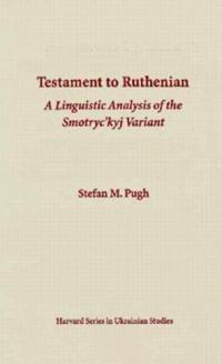 Testament to Ruthenian
