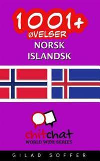 1001+ øvelser Norsk - Islandsk