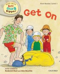 Oxford reading tree read with biff, chip, and kipper: first stories: level