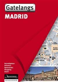 Madrid - Alejandro Prieto de Vega, Emmanuelle Berberian, Glen Recourt, Audrey Oliveira, Laurence Blanchar | Ridgeroadrun.org
