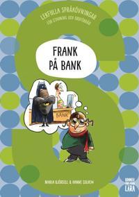 Frank på bank : Lekfulla språkövningar för stavning och ordförråd