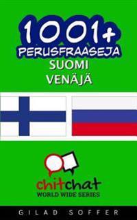 1001+ Perusfraaseja Suomi - Venäjä