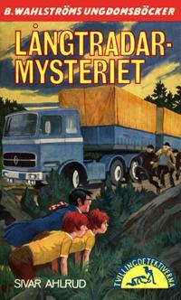 Tvillingdetektiverna 41 - Långtradar-mysteriet