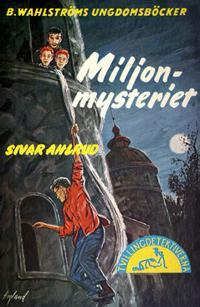 Tvillingdetektiverna 29 - Miljon-mysteriet
