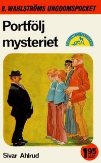 Tvillingdetektiverna 40 - Portfölj-mysteriet