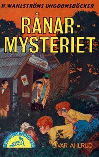 Tvillingdetektiverna 37 - Rånar-mysteriet