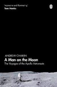 A Man on the Moon - Andrew Chaikin - böcker (9780241363157)     Bokhandel