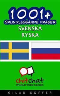 1001+ Grundläggande Fraser Svenska - Ryska