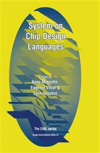 System on Chip Design Languages