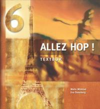 Allez hop ! åk 6 Textbok inkl. elev-cd