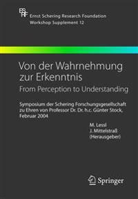 Von Der Wahrnehmung Zur Erkenntnis - from Perception to Understanding