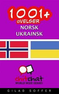 1001+ øvelser Norsk - Ukrainsk