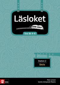 Läsloket åk 4-6 Station 2 Skola