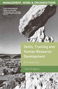 Skill, Training and Human Resource Development