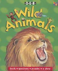 Wild Animals - Sarah Fecher  Deborah Kespert  Sarah Fecher - pocket (9781587286162)     Bokhandel