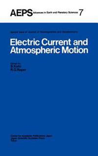Electric Current and Atmospheric Motion