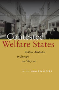 Contested Welfare States