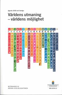 Agenda 2030 och Sverige: Världens utmaning - världens möjlighet. SOU 2019:13 : Betänkande från Agenda 2030-delegationen (Fi 2016:01)