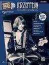 Ultimate Bass Play-Along, Volume 1: Led Zeppelin [With 2 CDs]