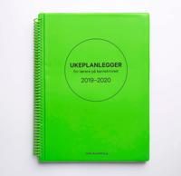 Ukeplanlegger for lærere på barnetrinnet 2019-2020