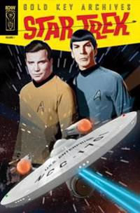 Star Trek Gold Key Archives 1