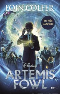 Artemis Fowl (elokuvakansi)