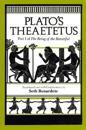 Plato's Theaetetus