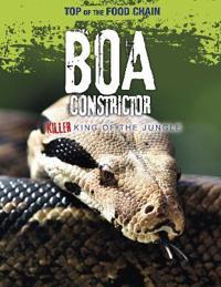 Boa Constrictor - Louise Spilsbury - böcker (9781474777933)     Bokhandel