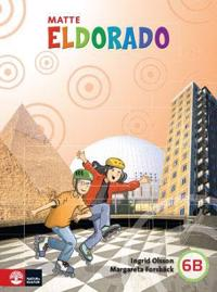 Eldorado, matte 6B Grundbok
