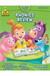 Phonics Review Grades 1-3