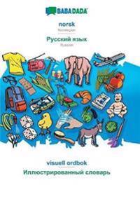 Babadada, Norsk - Russian (in Cyrillic Script), Visuell Ordbok - Visual Dictionary (in Cyrillic Script) - Babadada Gmbh pdf epub