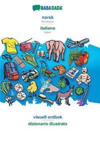 Babadada, Norsk - Italiano, Visuell Ordbok - Dizionario Illustrato - Babadada Gmbh | Inprintwriters.org