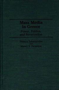 Mass Media in Greece