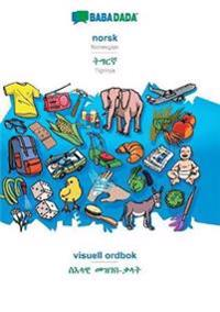 Babadada, Norsk - Tigrinya (in Ge'ez Script), Visuell Ordbok - Visual Dictionary (in Ge'ez Script) - Babadada Gmbh   Inprintwriters.org