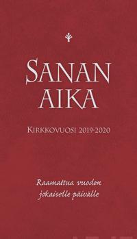Sanan aika kirkkovuosi 2019-2020