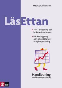 LäsEttan - Kartläggningstester för åk 1