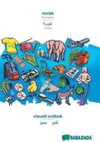 Babadada, Norsk - Arabic (in Arabic Script), Visuell Ordbok - Visual Dictionary (in Arabic Script) - Babadada Gmbh   Inprintwriters.org