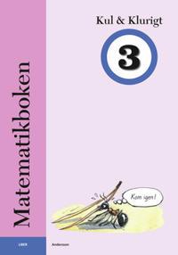 Matematikboken Kul och klurigt 3