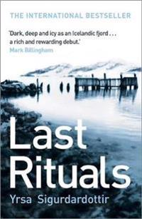 Last rituals - thora gudmundsdottir book 1