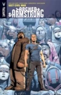 Archer & Armstrong Volume 4