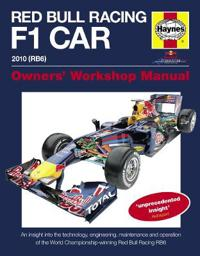 Red Bull Racing F 1 Car 2010 Rb6